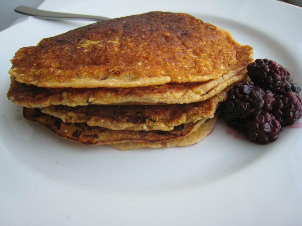 corn pancake