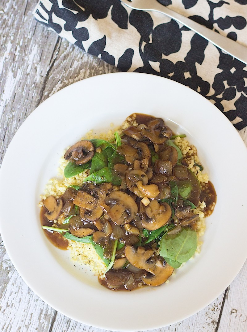 Easy Vegan Mushroom Gravy for Everyday - Homemade Levity