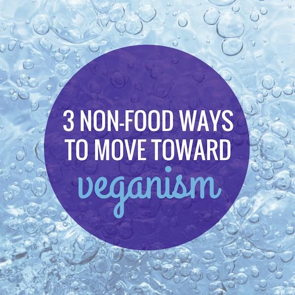 move toward veganism