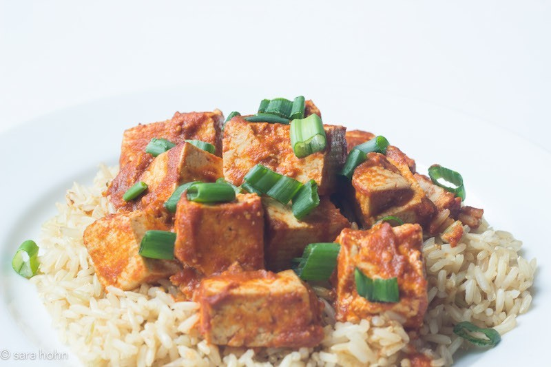 Easy BBQ Tofu Recipe — Dishmaps